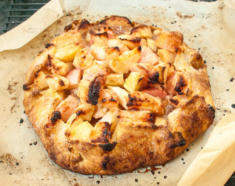 Apple Crostata | PearlPosts