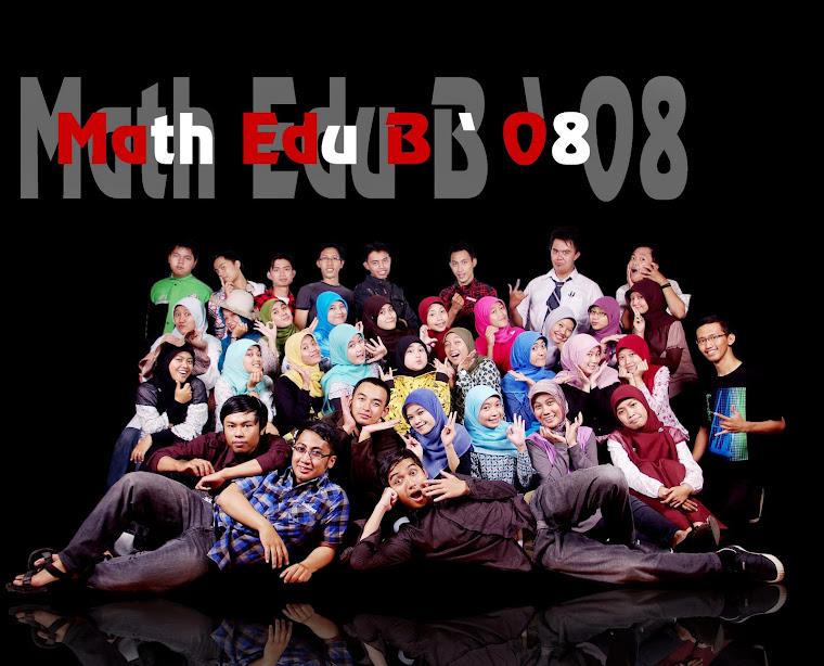 Math Edu B 2008