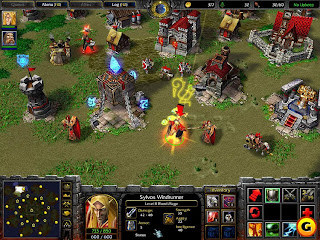Warcraft III Reign of Chaos Demo