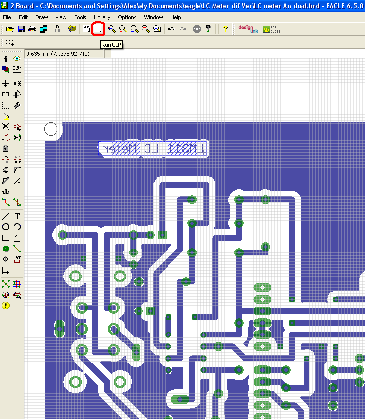 The Answer is 42!!: Rendering an Eagle PCB layout for an LM311 LC ...