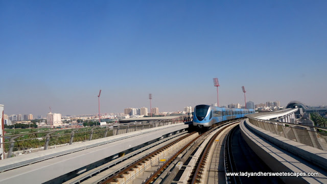 Dubai City Tour via Green Line
