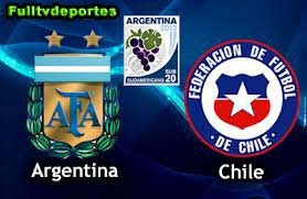 Argentina vs Chile EN VIVO