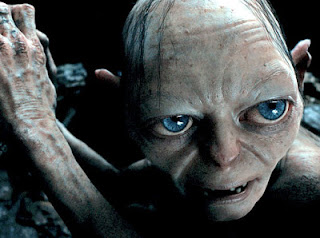 The Hobbit's Gollum