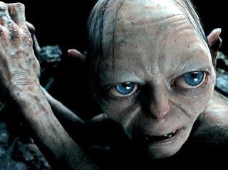 The Hobbit's Gollum