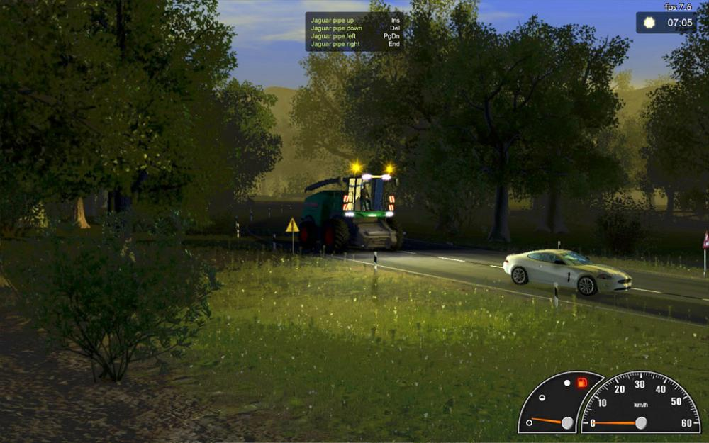 my real fun       agricultural simulator 2012