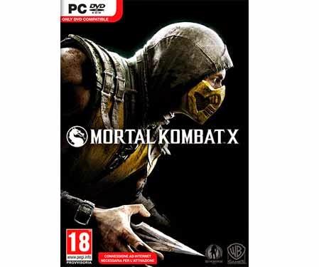Mortal Kombat X Games Free Download for PC