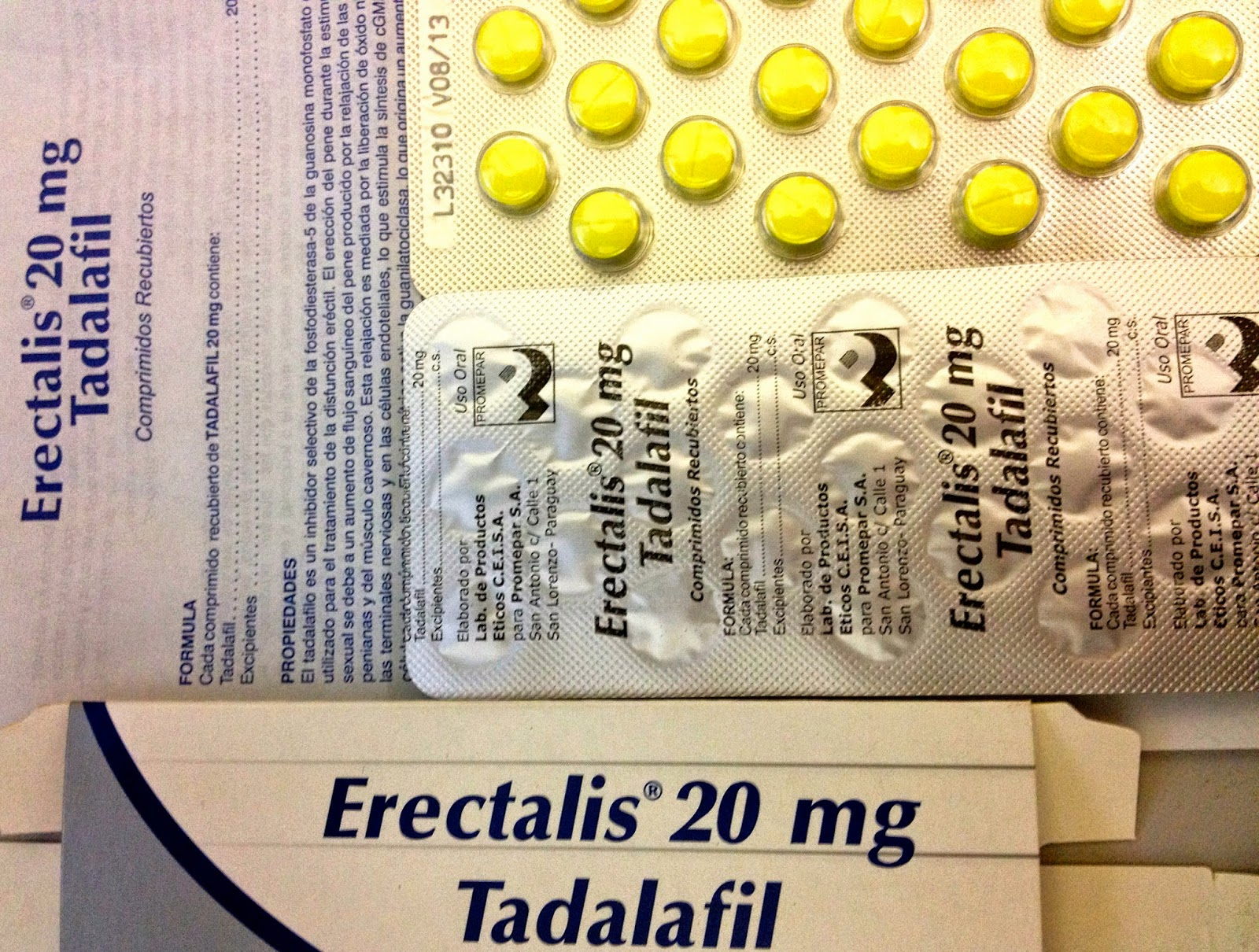 Is tadalafil the same as cialis
