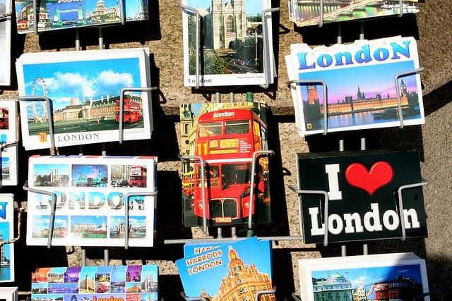 tarjetas postales de Londres