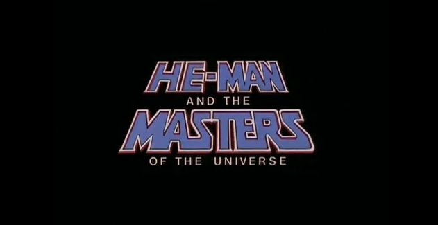 He-Man and the Masters of the Universe animated series title 90's Run on ABC-5 Philippines