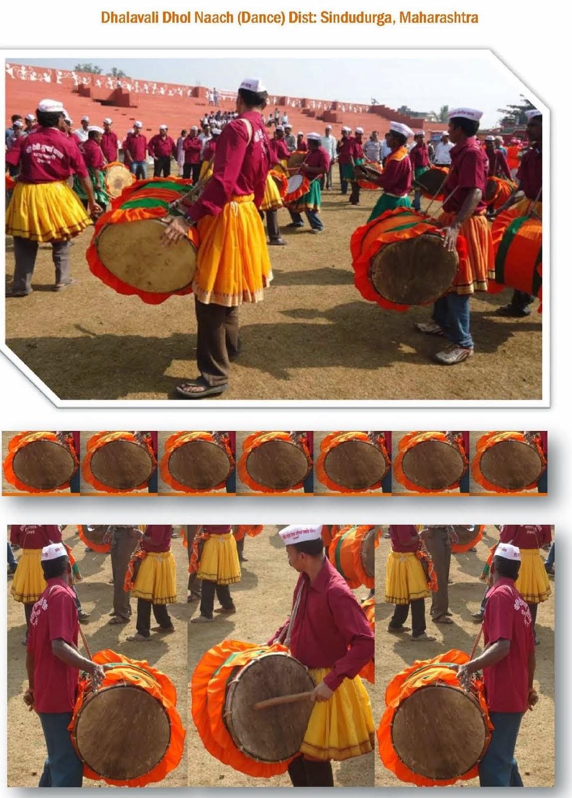 Dhalavali Dhoal dance Rajapur
