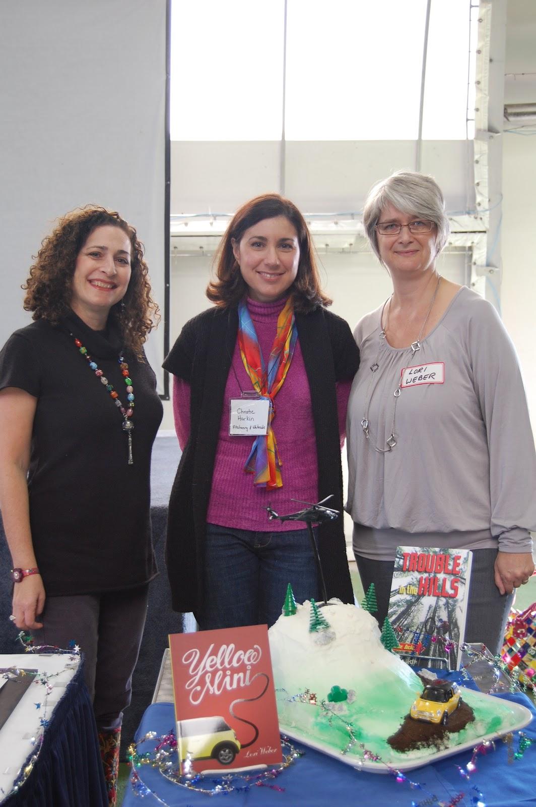 Helaine Becker, Christie Harkin & Lori Weber