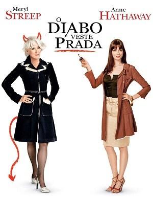 O Diabo Veste Prada - Blu-Ray Filmes Torrent Download capa