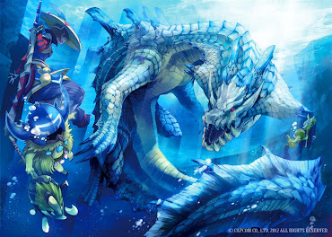 #12 Monster Hunter Wallpaper