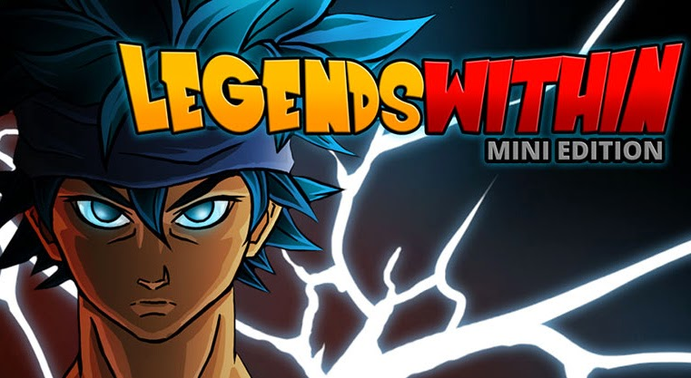 Legends Within - Mini Edition Gameplay Android