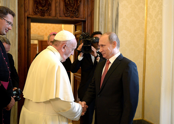 The Putin-Vatican alliance?