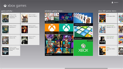 xbox windows 8 oyunları