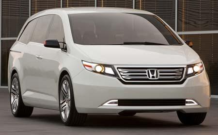 Honda Odyssey Concept Car Honda Car 2015