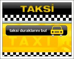 izmir Taksi Durakları