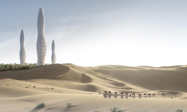 Torres desierto