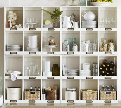 A Mix Of Collectibles, Knick Knacks And Your Favorite Kitchen Gadgets Make  An Inviting Atmosphere. Here Are Some Ways You Can Make You Kitchen More  Home Y, ...