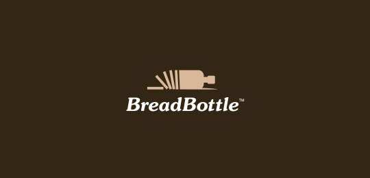 15 Delicious And Creative Bread Logo Designs