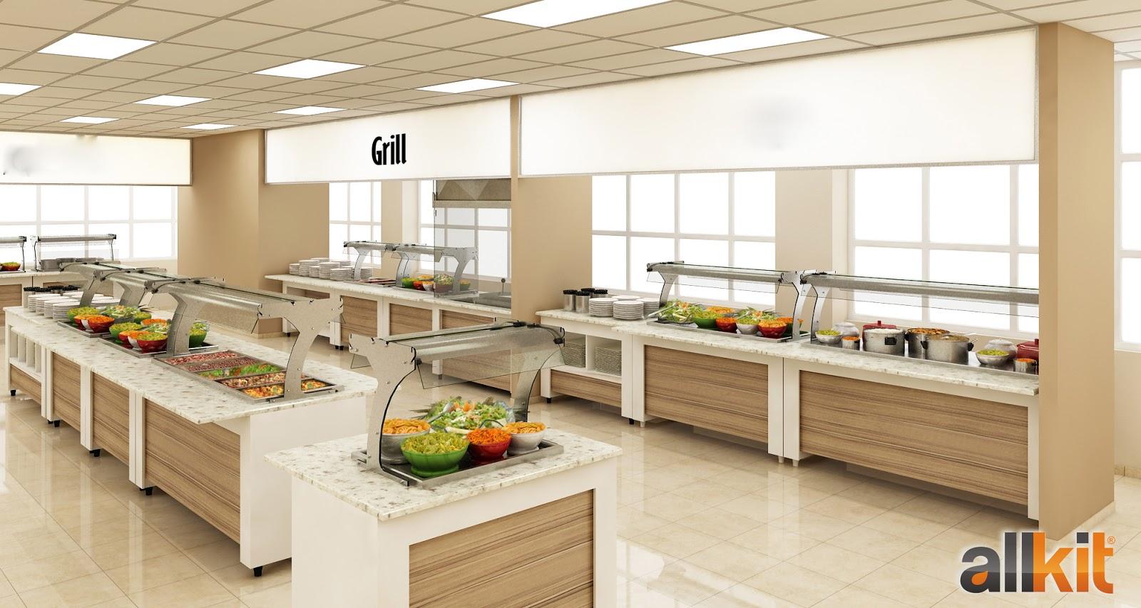 Inova O Em Restaurante De Ind Stria Com Equipamentos Allkit