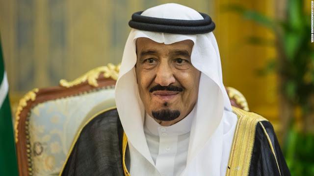 सऊदी बादशाह ने आतंकवाद के विरुद्ध जंग लड़ने का किया एलान