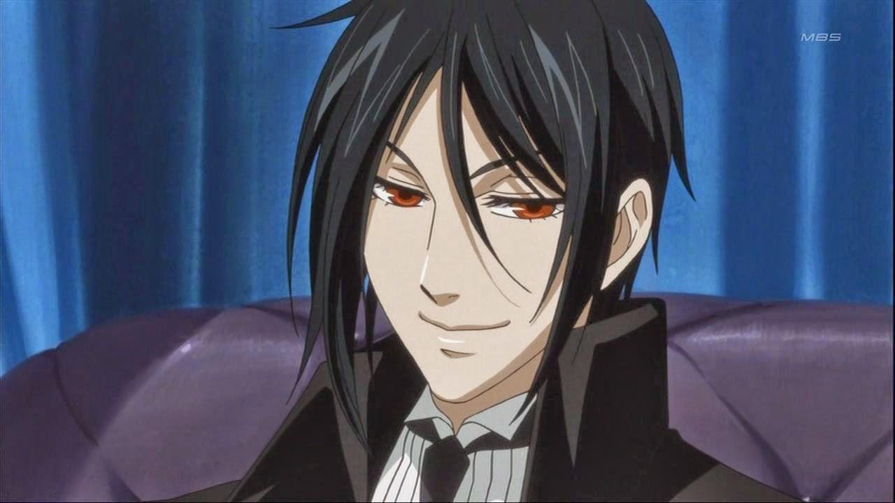 Wallpaper Sebastian (Black Butler)