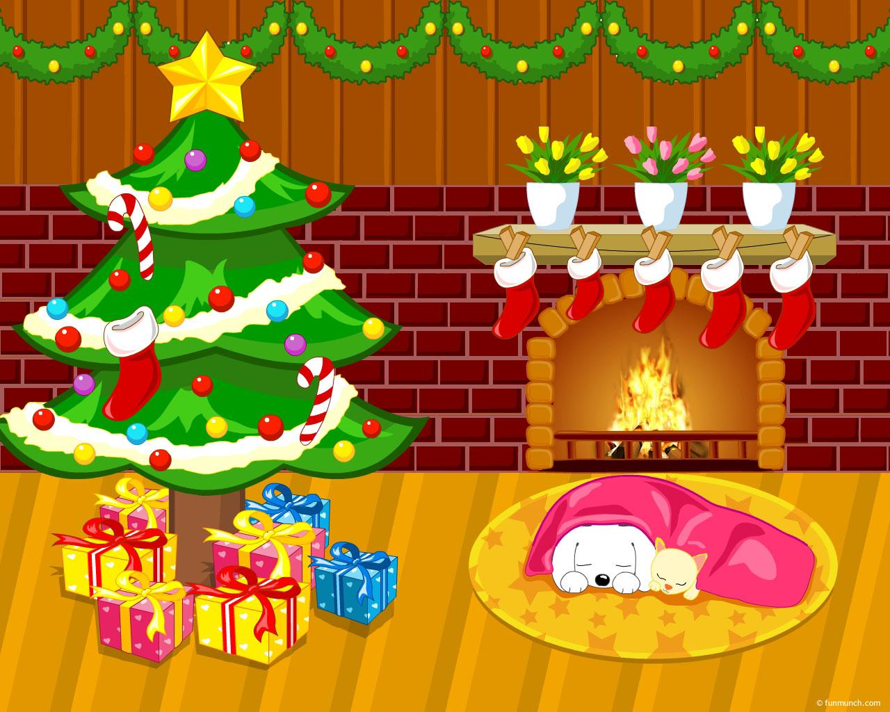 animated christmas gifts santa christmas presents clip christmas gifts ...