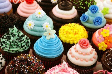 GoGo Cupcake Boxes: Cupcake Decorating Parties