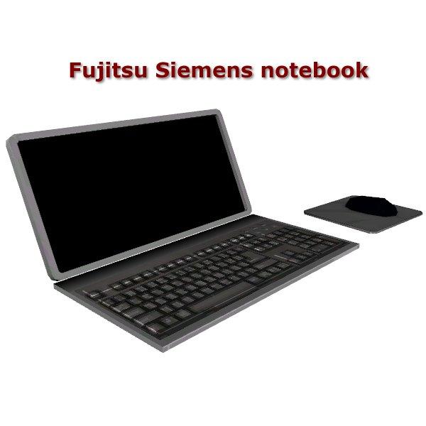 Fujitsu Technical Support pages from Fujitsu Fujitsu Continental
