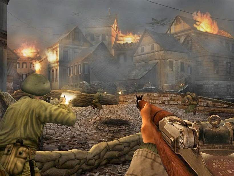 call-of-duty-2-big-red-one-screenshot