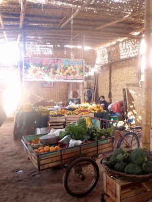 Mercado de Nazca
