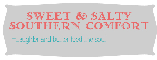 Sweet & Salty Southern Comfort