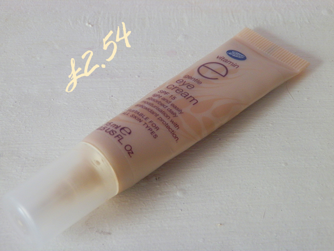 Boots Vitamin E Gentle Eye Cream