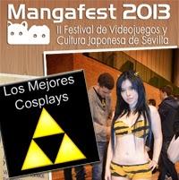 Los Mejores Cosplay de Mangafest 2013 (Vol. 1 de 4)