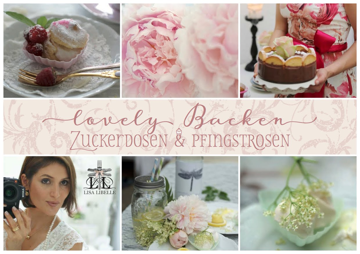 "Einladung *lovely"" Backbuch Event"