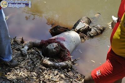Homem é encontrado morto próximo de anta em córrego de Espigão