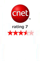 Review by cnet.com