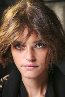 Fall/Winter 2011-2012 Hairstyle Trends-Isabel Marant
