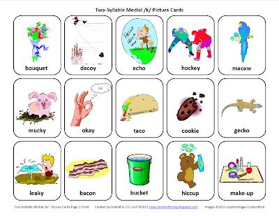 Articulation worksheets for l blends
