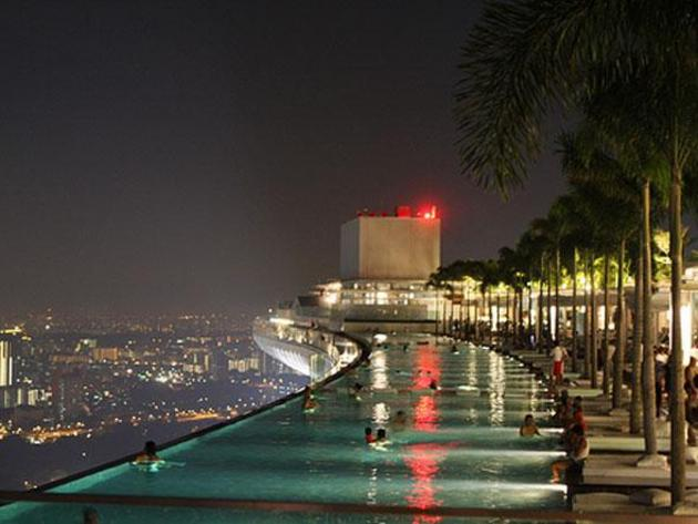 Marina Bay Sands Integrated Resort - Marina Bay Casino
