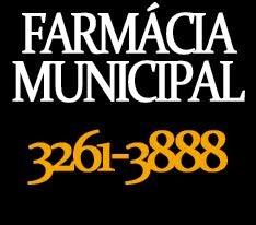 FARMÁCIA MUNICIPAL