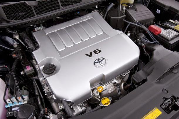 2016 Toyota Prius Engine