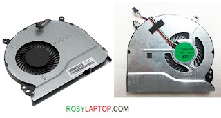 Fan Kipas Processor HP sleekbook 14 15