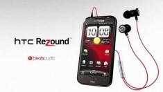 HTC Rezound Device