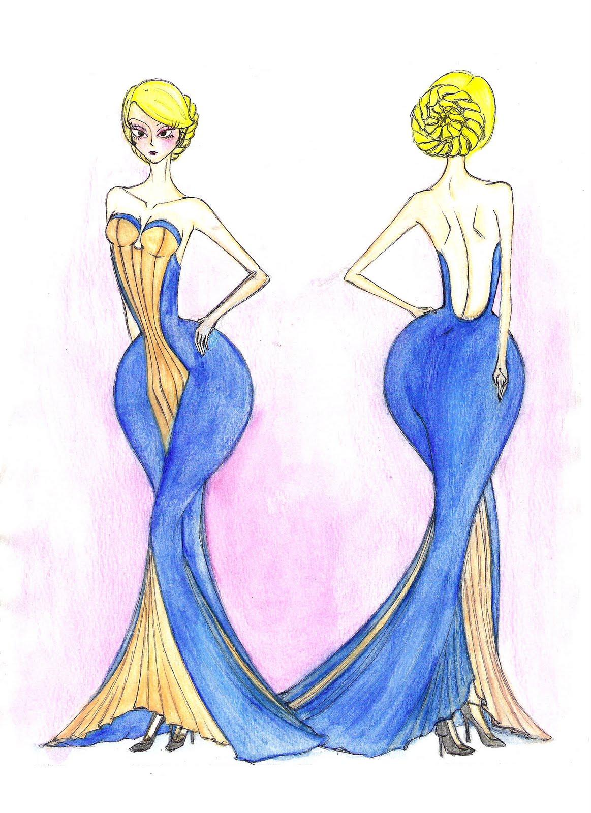 Portfolio Examples Ryerson School of Fashion 55