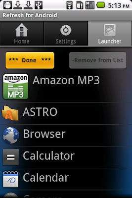 RFRSH - Refresh for Android apk