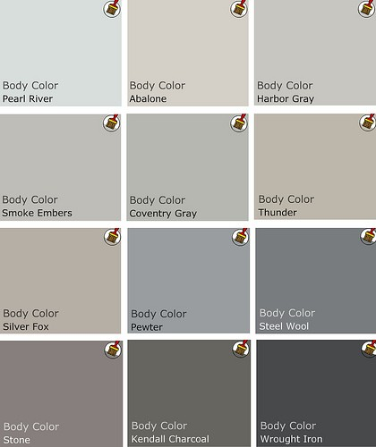 Focal point styling benjamin moore olioboard color Best light gray paint color