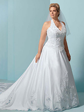 Amazing Bridal Party Dresses For Plus Size Women